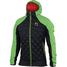Karpos Lastei Active Plus Jacket Men apple green/black